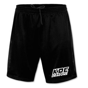 Black Athletic Shorts